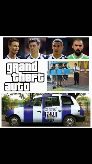 Taxi for pardew